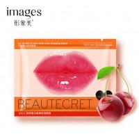 Коллагеновая маска для губ с экстрактом вишни и акации