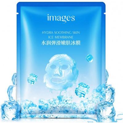 """Увлажняющая маска для лица """"Ледниковая свежесть"""""""